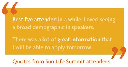 Sun Life Summit