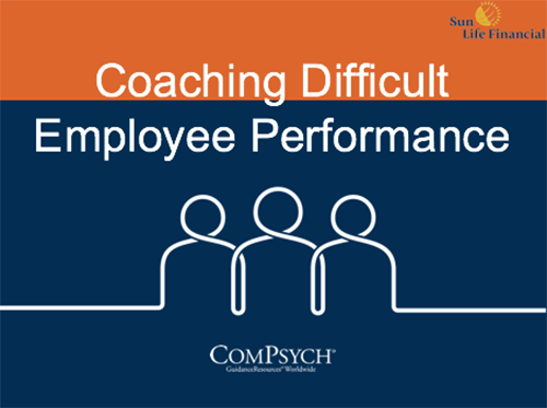 Coaching Difficult Employee Performance